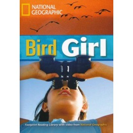 National Geographic Footprint Reading: Bird Girl + DVD