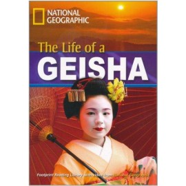 National Geographic Footprint Reading: The Life of a Geisha + DVD
