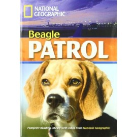 National Geographic Footprint Reading: Beagle Patrol + DVD
