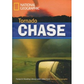 National Geographic Footprint Reading: Tornado Chase + DVD