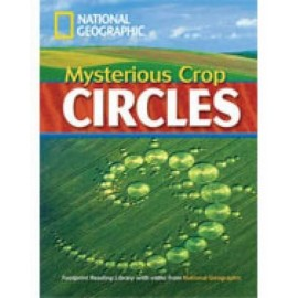 National Geographic Footprint Reading: Mysterious Crop Circles + DVD