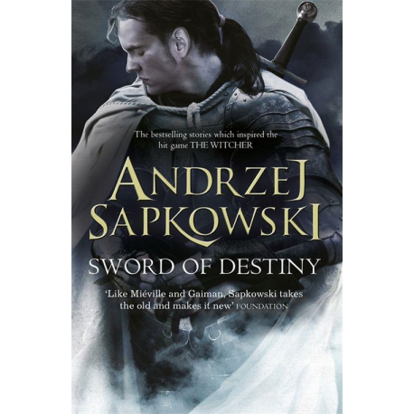 Sword of Destiny (The Witcher Book 2) Gollancz 9781473211544