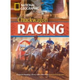 National Geographic Footprint Reading: Chuckwagon Racing + DVD
