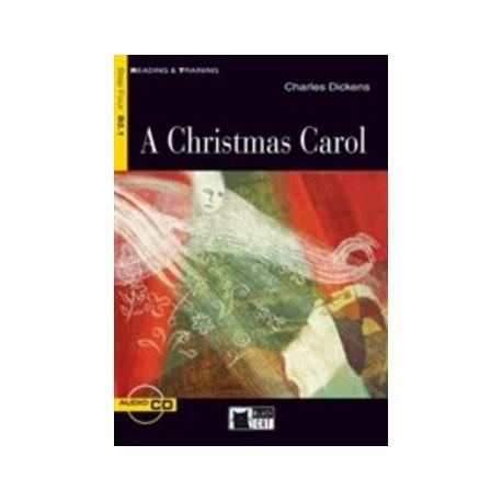 A Christmas Carol + CD Black Cat - CIDEB 9788853000255