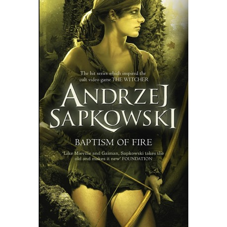 Baptism of Fire (The Witcher Book 5) Gollancz 9780575090972