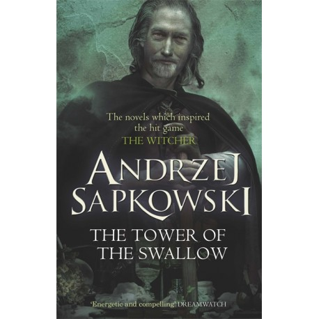The Tower of the Swallow (The Witcher Book 6) Gollancz 9781473211575