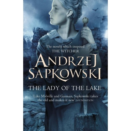 The Lady of the Lake (The Witcher Book 7) Gollancz 9781473211599