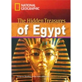 National Geographic Footprint Reading: The Hidden Treasures of Egypt + DVD
