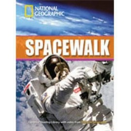 National Geographic Footprint Readers: Space Walk + DVD