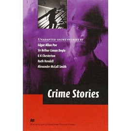 Macmillan Readers: Crime Stories