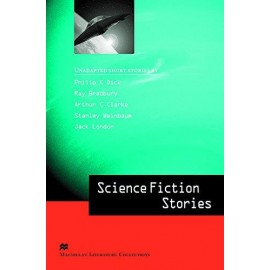 Macmillan Readers: Science Fiction Stories