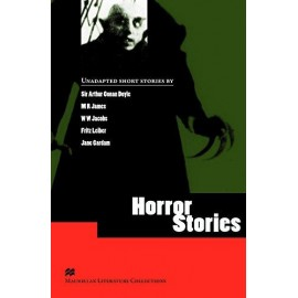 Macmillan Readers: Horror Stories