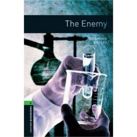 Oxford Bookworms: The Enemy + CD