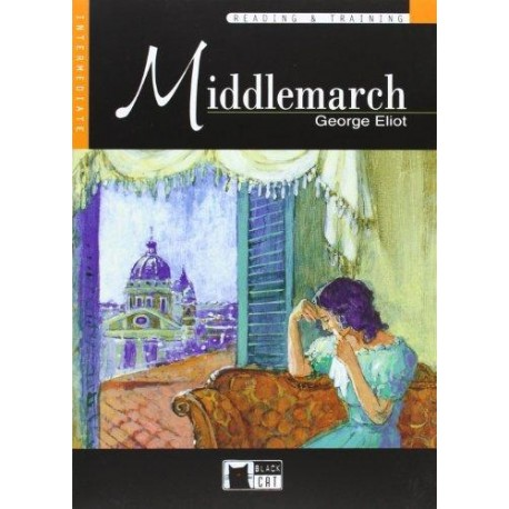 Middlemarch + CD Black Cat - CIDEB 9788853001665