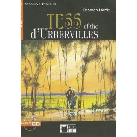 Tess of the D'Urbervilles + CD Black Cat - CIDEB 9788877549327