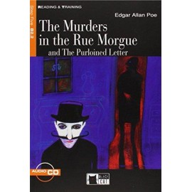 The Murders in the Rue Morgue and the Purloined Letter + CD