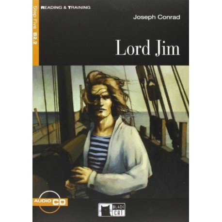 Lord Jim + CD Black Cat - CIDEB 9788853006059