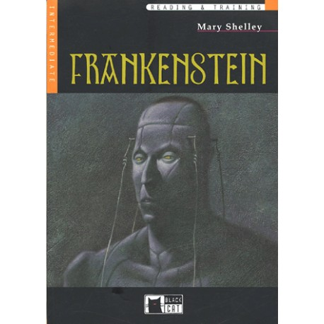 Frankenstein + CD Black Cat - CIDEB 9788853000354