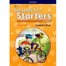 Get Ready for Starters Second Edition Student's Book + Audio download