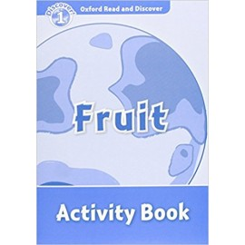 Discover! 1 Fruit Activity Book