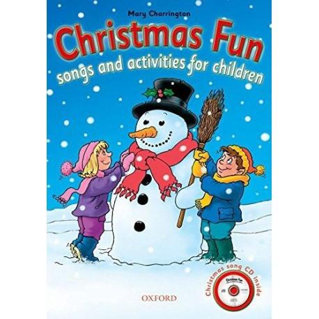 Christmas Fun Oxford University Press 9780194546065