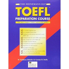 The Heinemann ELT TOEFL Preparation Course Coursebook (with key)