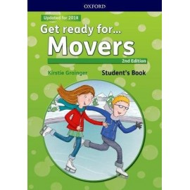 Get Ready for Movers Second Edition Student's Book + Audio download
