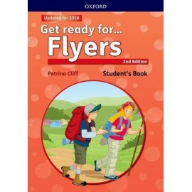 Get Ready for Flyers Second Edition Student's Book + Audio download