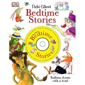 Debi Gliori's Bedtime Stories + CD