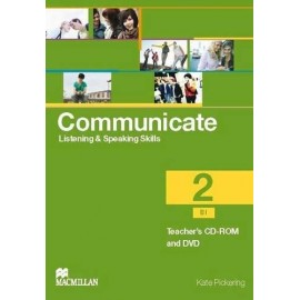 Communicate 2 Teacher's CD-ROM + DVD Pack