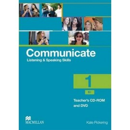 Communicate 1 Teacher's CD-ROM + DVD Pack