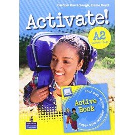 Activate! A2 Student's Book with Digital Active Book