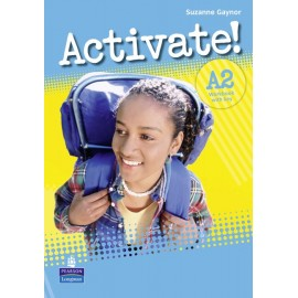 Activate! A2 Workbook with Key & CD-ROM