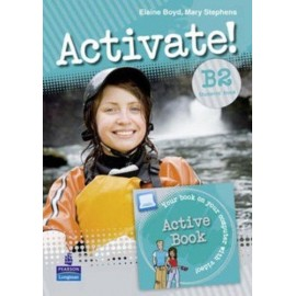 Activate! B2 Student's Book with Digital Active Book
