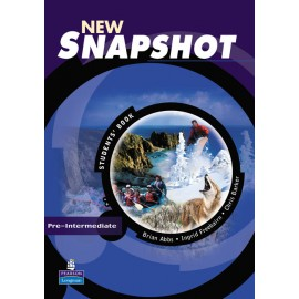 New Snapshot Pre-intermediate Student's Book