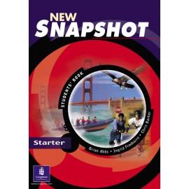 New Snapshot Starter Student's Book