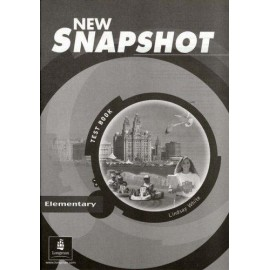 New Snapshot Elementary Test Book (A+B)