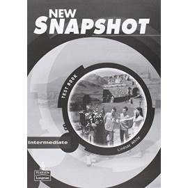 New Snapshot Intermediate Test Book (A+B)