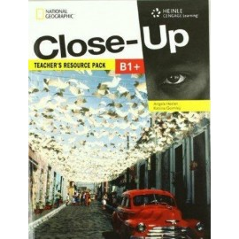 Close-Up B1 Plus Teacher's Resource CD-ROM + Audio CD