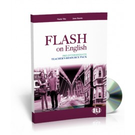 Flash on English Pre-Intermediate Teacher's Book Pack