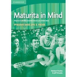Maturita in Mind Pracovní sešit 3