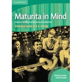 Maturita in Mind Pracovní sešit 4