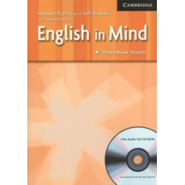 English in Mind Starter Workbook with Audio CD/CD-ROM