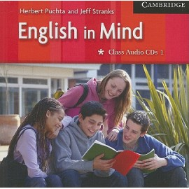 English in Mind 1 Class Audio CDs (2)