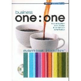 Business one:one Intermediate+ Student's Book + MultiROM