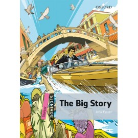 Oxford Dominoes: The Big Story + MP3 audio download