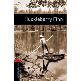 Oxford Bookworms: Huckleberry Finn + MP3 audio download