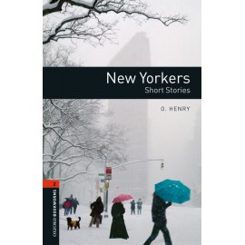 Oxford Bookworms: New Yorkers - Short Stories + MP3 audio download
