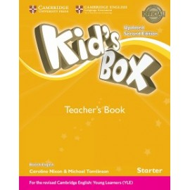 Kid´s Box Updated Second Edition Starter Teacher´s Book