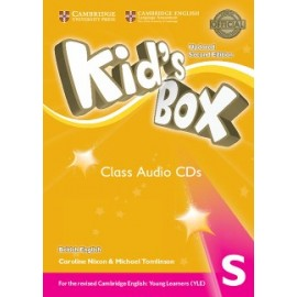 Kid´s Box Updated Second Edition Starter Class CD